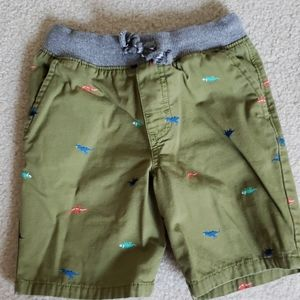 Carter's Toddler Boy 4T Printed Shorts